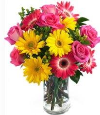 Vazoda Karışık mevsim çiçeği  Kırşehir ucuz çiçek gönder