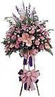 Kırşehir çiçek mağazası , çiçekçi adresleri   Ferforje Pembe kazablanka