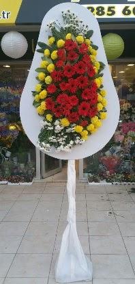 Tek katlı düğün nikah açılış çiçeği  Kırşehir çiçekçiler