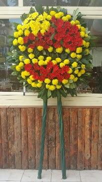 Cenaze çelengi çiçek modeli  Kırşehir çiçek online çiçek siparişi