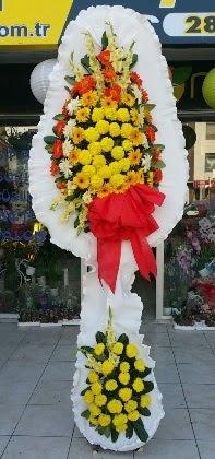 Çift katlı düğün nikah açılış çiçeği  Kırşehir çiçek mağazası , çiçekçi adresleri