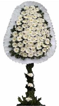 Tek katlı düğün nikah açılış çiçek modeli  Kırşehir hediye çiçek yolla