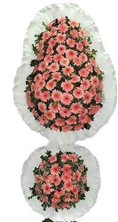 Çift katlı düğün nikah açılış çiçek modeli  Kırşehir internetten çiçek siparişi