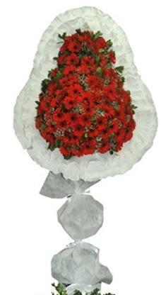 Tek katlı düğün nikah açılış çiçek modeli  Kırşehir online çiçek gönderme sipariş