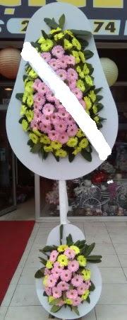 Çift katlı düğün nikah açılış çiçeği  Kırşehir uluslararası çiçek gönderme