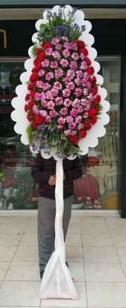 Tekli düğün nikah açılış çiçek modeli  Kırşehir çiçek gönderme