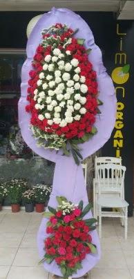 Çift katlı işyeri açılış çiçek modeli  Kırşehir çiçek satışı