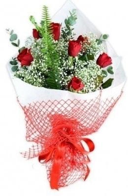 7 adet gülden kız arkadaşıma çiçek  Kırşehir çiçek yolla