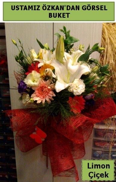 Karışık görsel mevsim çiçeği  Kırşehir çiçek satışı