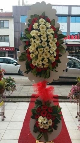 Çift katlı düğün açılış çiçeği  Kırşehir çiçek gönderme