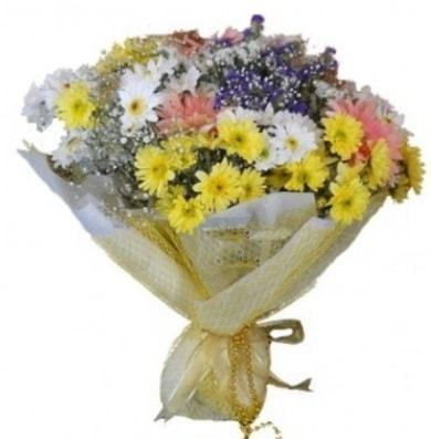 Karışık mevsim çiçeği  Kırşehir çiçek gönderme