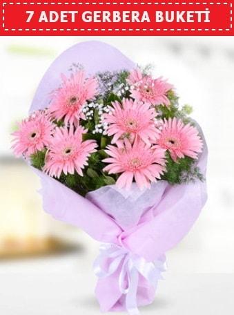 Pembe Gerbera Buketi  Kırşehir çiçekçi telefonları