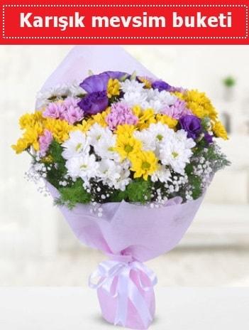 Karışık Kır Çiçeği Buketi  Kırşehir çiçek mağazası , çiçekçi adresleri