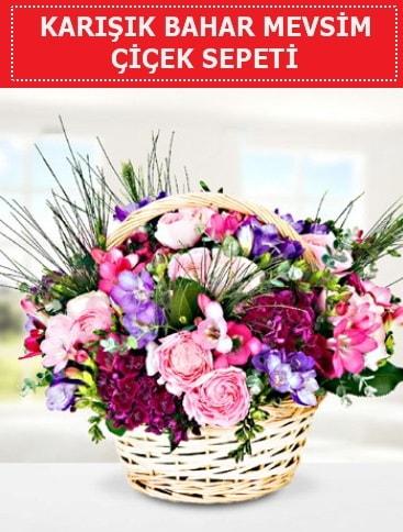 Karışık mevsim bahar çiçekleri  Kırşehir çiçek satışı