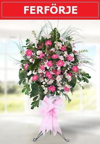 Ferförje düğün nikah açılış çiçeği  Kırşehir İnternetten çiçek siparişi